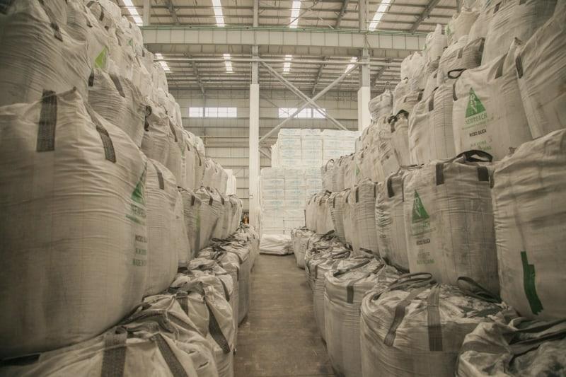 silica fume jumbo bags