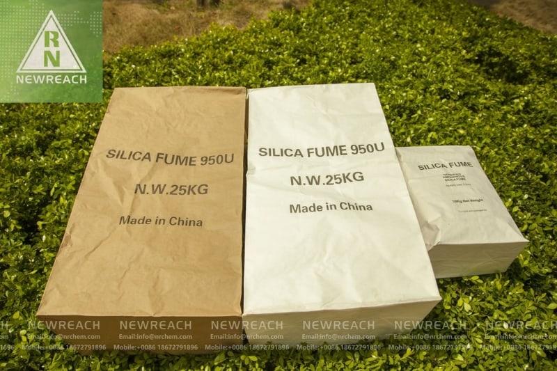 Newreach 25KG dissolvable bags palletized