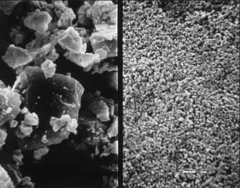 cement-silicafume